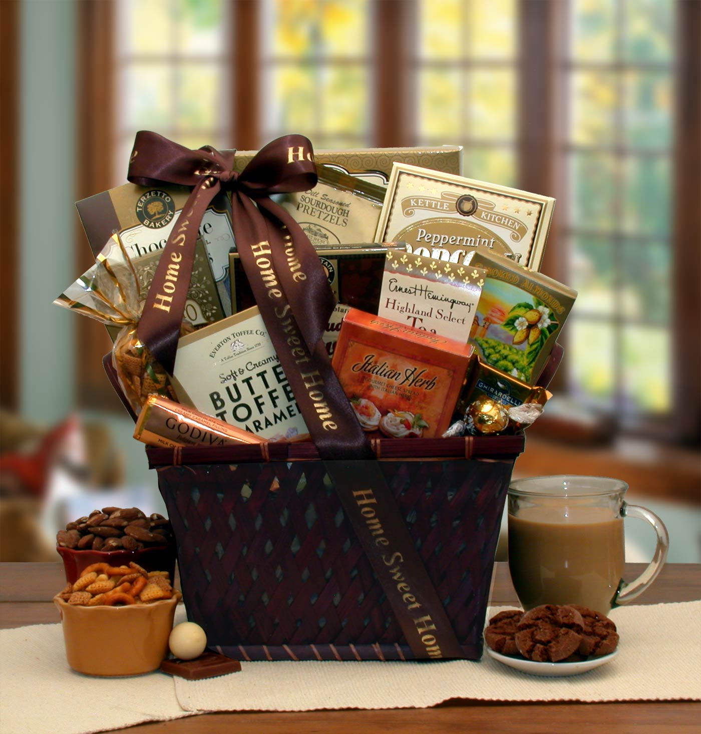 Special Home Gift Basket